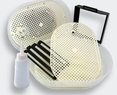 Plně automatický Inkubátor líheň 12 vajec