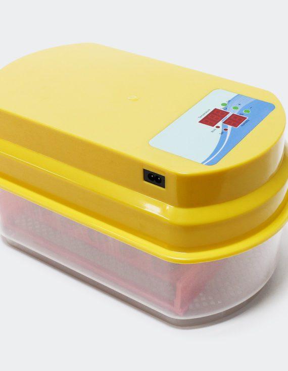 Plně automatický Inkubátor líheň na 15 vajec