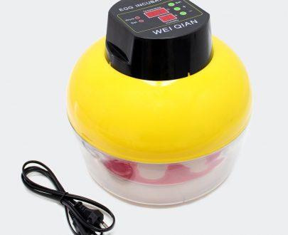 Plně automatický Inkubátor líheň na 8 vajec WQ-8