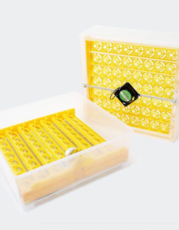Plně automatický Inkubátor líheň na 112 vajec WQ-112